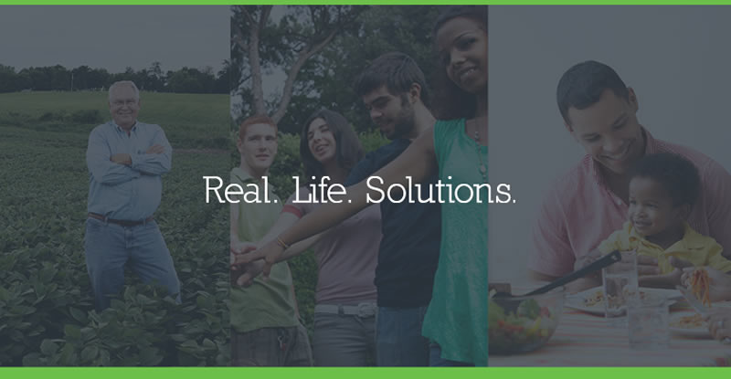 Real. Life. Solutions, Slider Image
